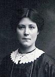 Gesina Serné * 21-09-1886, Haarlem † 08-03-1962, Haarlem beroep: Dienstbode