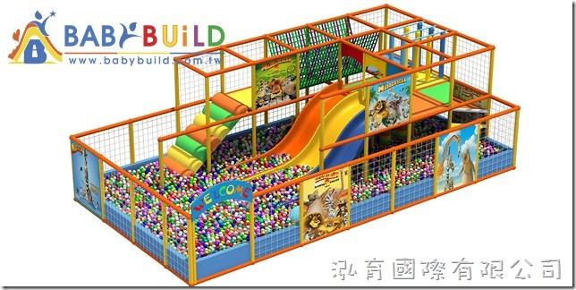 BabyBuild 親子館遊戲器材規劃