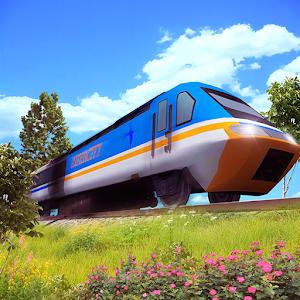 Cover art Train Driver 2016