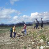 Uredjenje aleje uz Vrbas-26.04.2012.