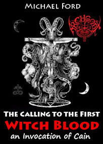 Cover of Michael Ford's Book The Calling to the First of Witch Blood An Invocation of Cain