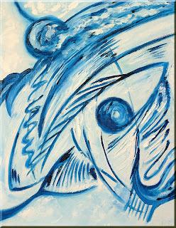 Blue eyes (oils, 2003)