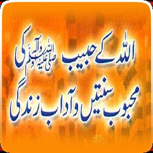 Adab e zindagi book