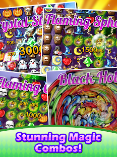 Game Witch Puzzle - New Match 3 APK for Windows Phone