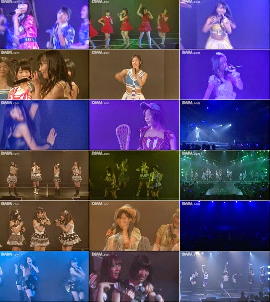 "(LIVE)(公演) HKT48 チームKIV ""シアターの女神"" 公演 141220 & 141224 & 141227 & 150108"