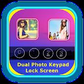 Dual Photo Keypad Lock Screen APK for Bluestacks