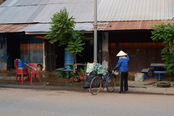 тхакхэк улочки город лаос