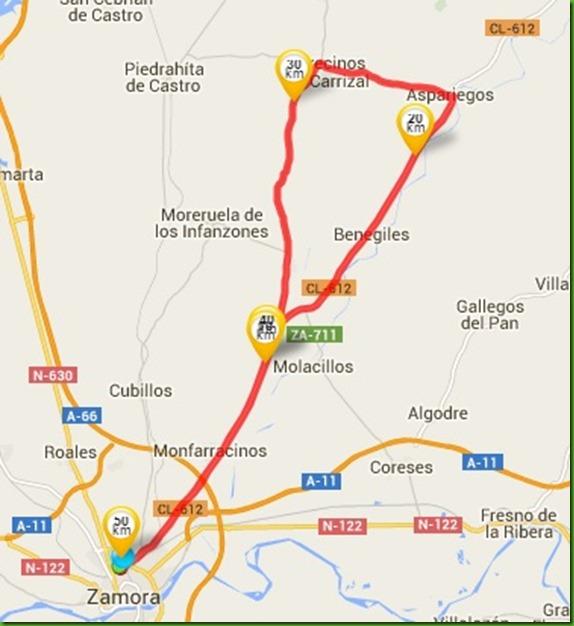 ruta aspariegos