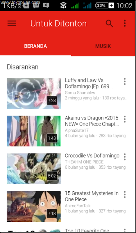 cara upload video youtube
