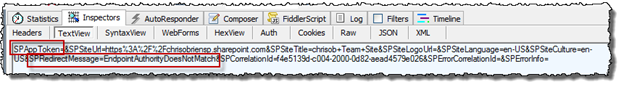 Add-in redirect - Fiddler 2