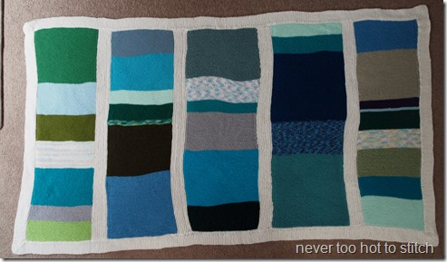 mum's blanket #3