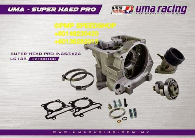 Head Racing Lc135 Head Super Pro 25/22 Lc135