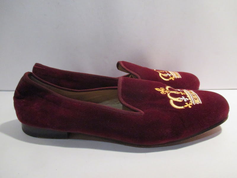 Stubbs & Wootton Crown Loafers