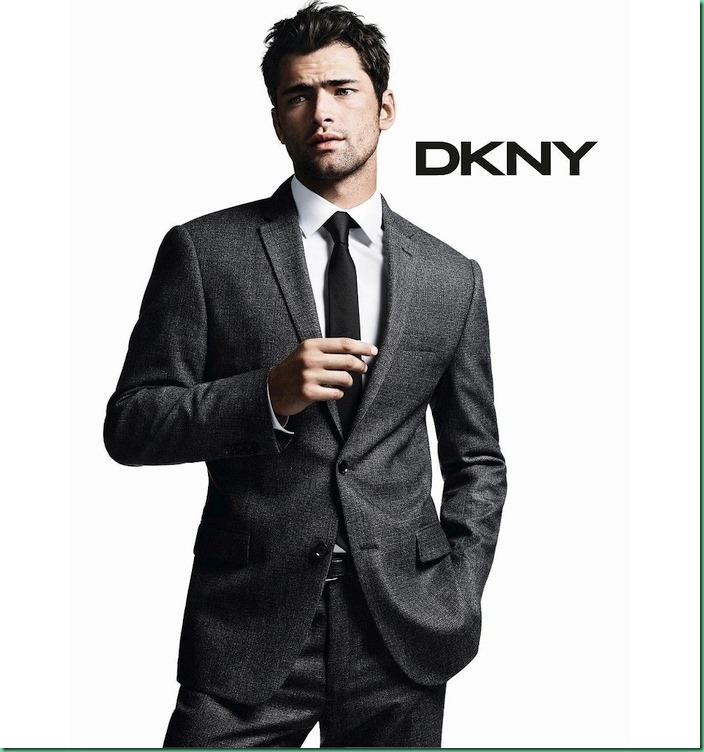 Campaign: Sean O'Pry for DKNY FW 2015