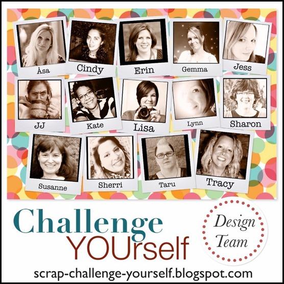 challenge yourself design team announcement