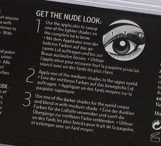 Catrice Nude Palette hiten