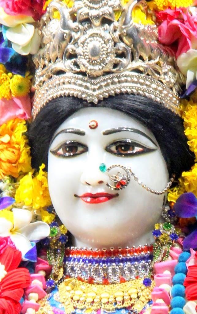 ISKCON Juhu Sringar Deity Darshan 14 Jan 2016 (15)