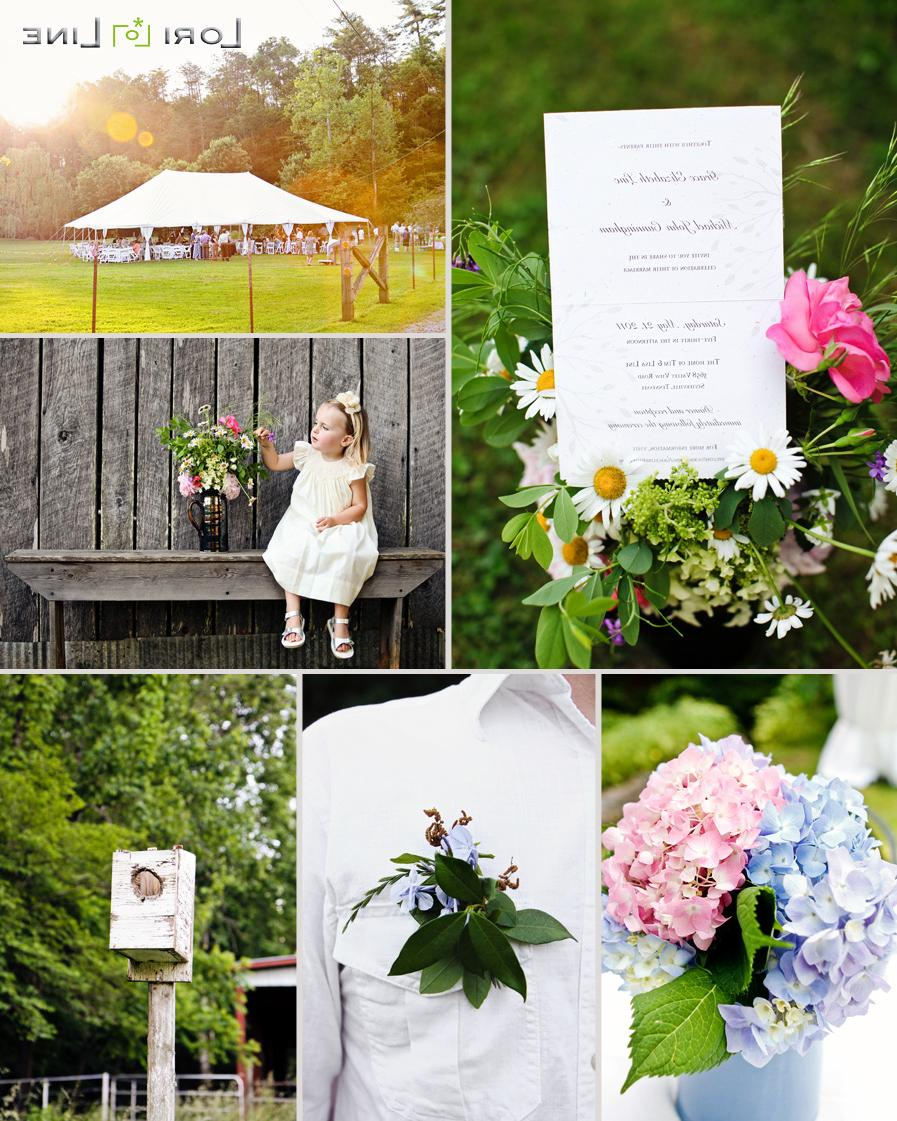 Tennessee Backyard Wedding