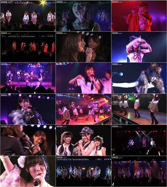 """(LIVE)(公演) AKB48 チーム4 """"アイドルの夜明け"""" 公演 150413 & 150416 & 150423 & 150426"""