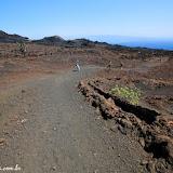 Lava a perder de vista - Vulcão Sierra Negra - Isabela - Galápagos, Equador