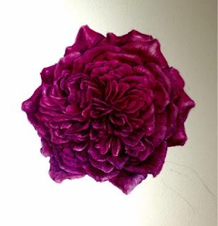 Munstead wood flower in watercolour