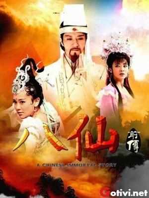 Phim Tân Bát Tiên