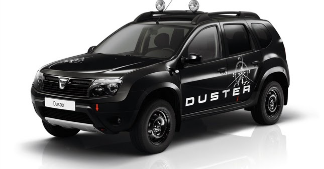 dacia gives duster more character with adventure limited edition. Black Bedroom Furniture Sets. Home Design Ideas