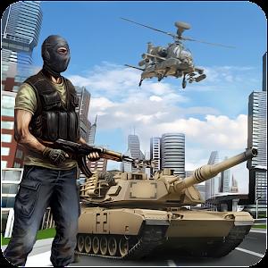 Cover art Crime City: Tank Warrior