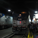 The Amtrak train we rode from Champaign to Chicago 01142012c