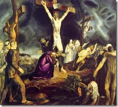 George Wesley Bellows - The Cricifixion