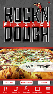 Rock'N Dough Pizza - screenshot