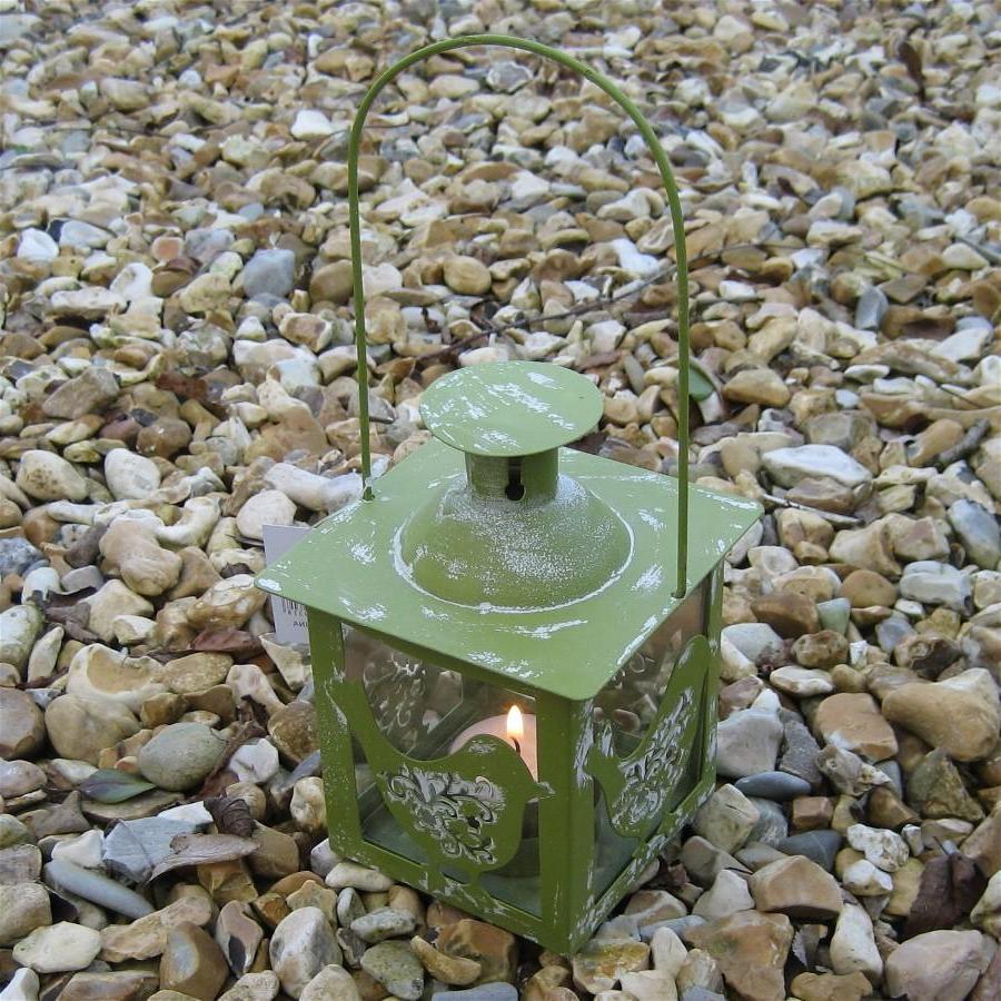 Hanging Garden Candle Lantern