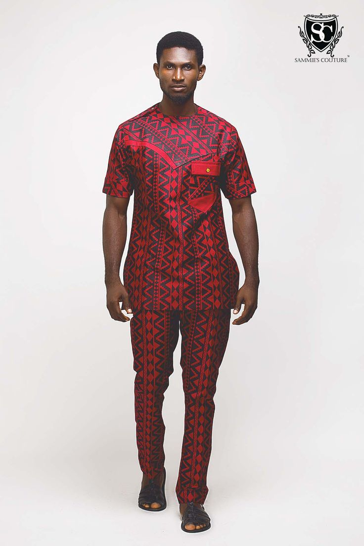 Pictures of nigerian native wears for men