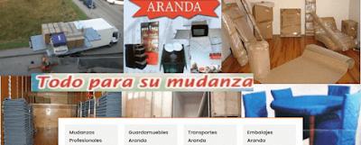 Empresas transportes Olmedillo de Roa
