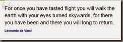 for once you have tasted flyte