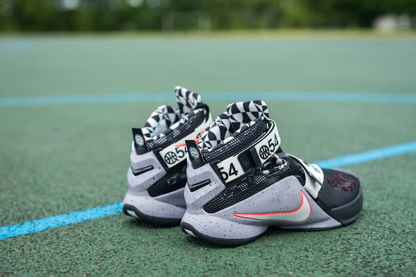 Quai 54 Nike Soldier 9 Drops Exclusively at Footlocker Europe