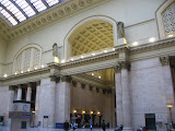 Inside Union Station in downtown Chicago 01152012d