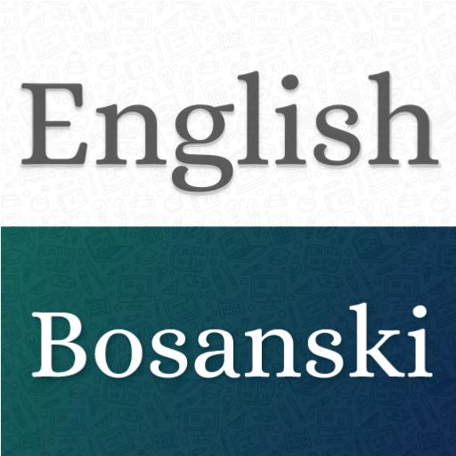 Android aplikacija Bosnian English Translator-Free Bosnian Dictionary na Android Srbija