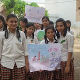 Vana Mahotsav Day @ Santosh Nagar Girls Campus