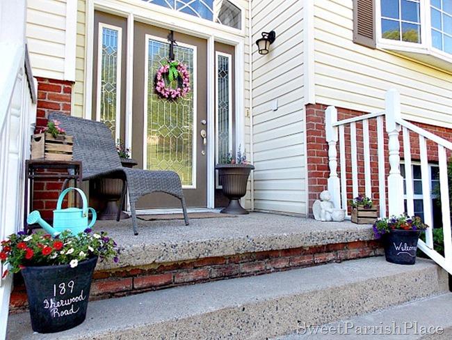 spring summer front stoop4