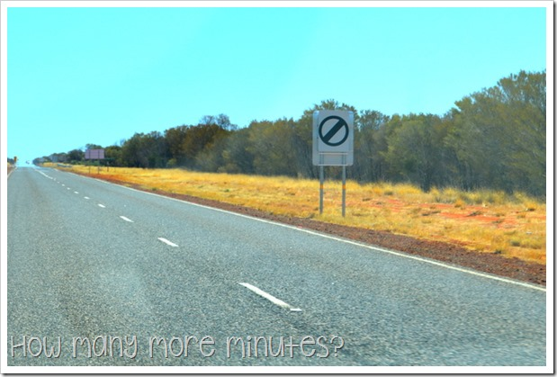 Road Tripping: Alice Springs | How Many More Minutes?