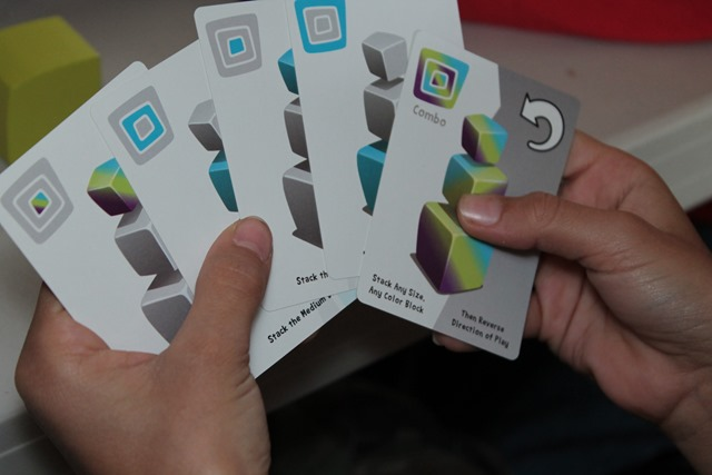 Wonky the Crazy Cubes Card Game