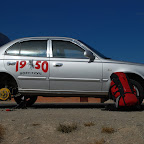 Niespodzianka 2 - Tu samochody łapią gumy co chwile, więc i kierowcy są do tego przywykli (krótka piłka)