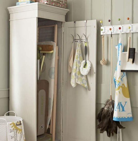 Shabby and charme la laundry room for Utility rooms uk