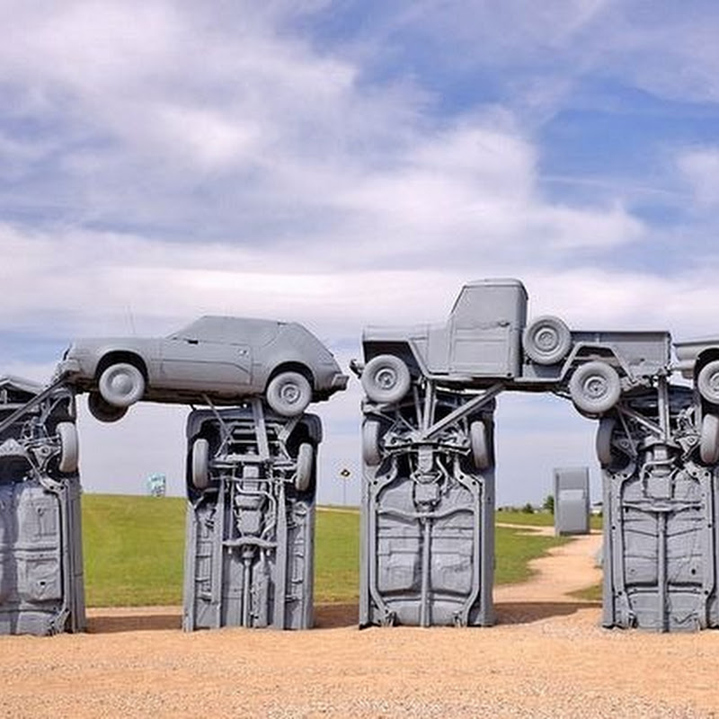 The Most Bizarre Versions of Stonehenge