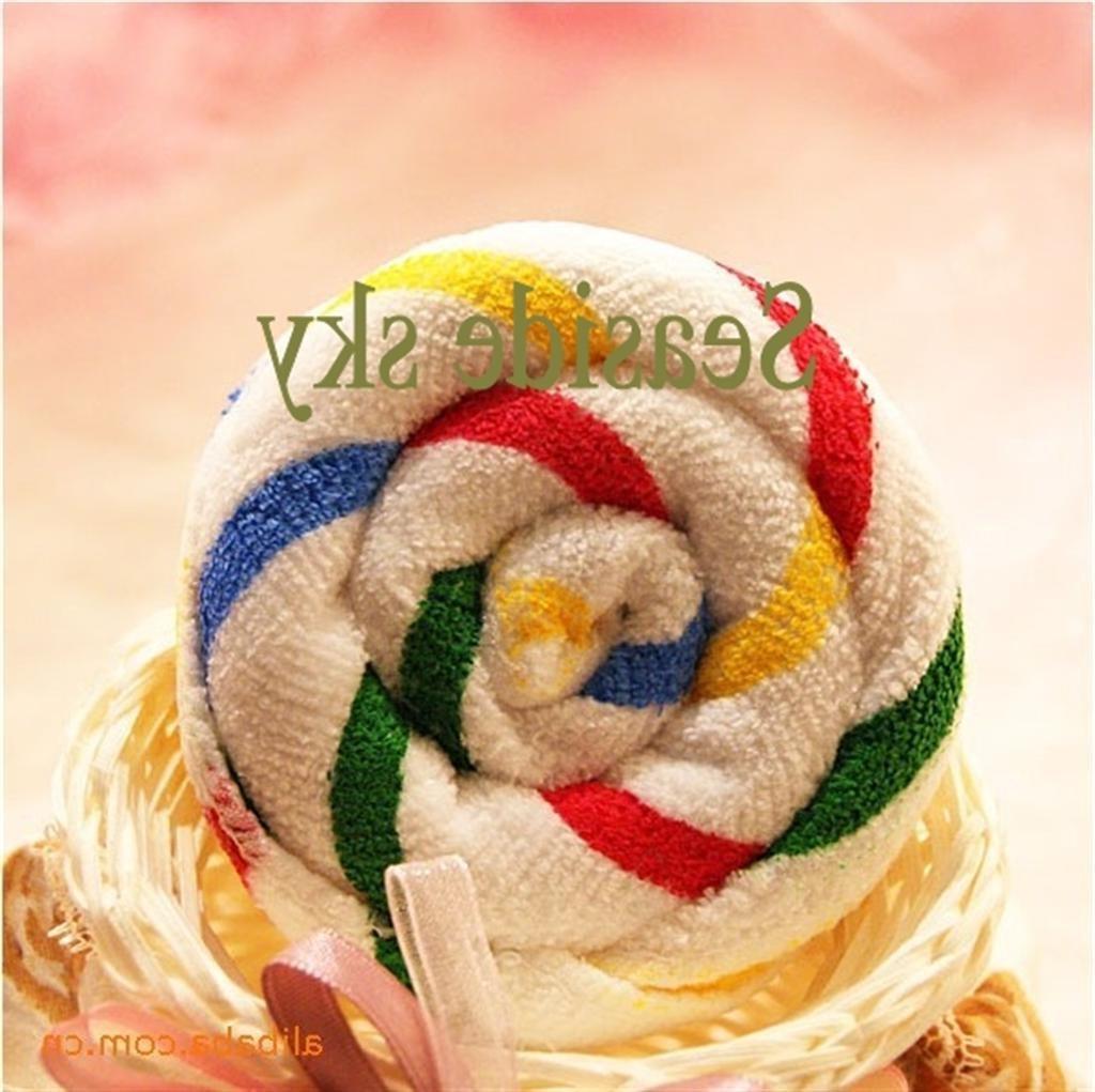 Gift Wedding Towel cake,