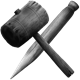 Hammer-Stake-icon