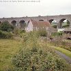 Prestleigh Viaduct. Photo by Pete Harlow Http://www.catnip.co.uk/tracks/england/ (c1997). © All Rights Reserved.