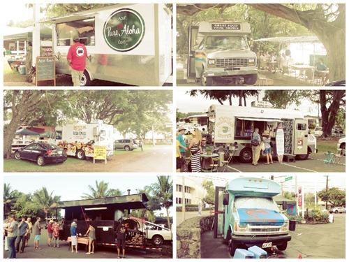 ハワイ島のファーマーズマーケット