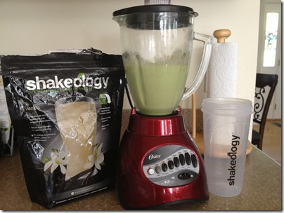 Using Shakeology in place of prenatal vitamins